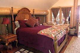 Anchorage area Bed and Breakfast - Relax in the Turnagain View BnB's Scissors Suite